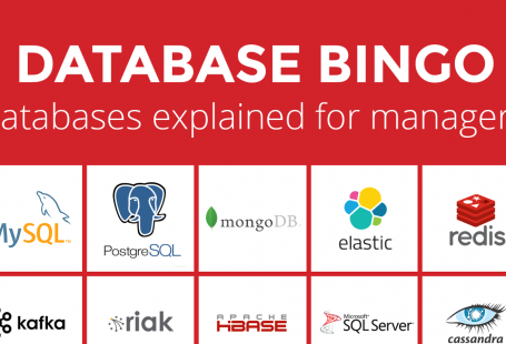 Database bingo - databases explained for managers