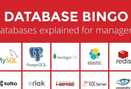 Database bingo - databases explained for managers