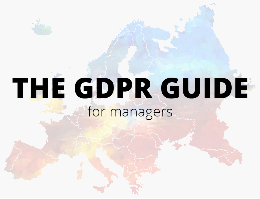 Step-by-step GDPR guide for managers