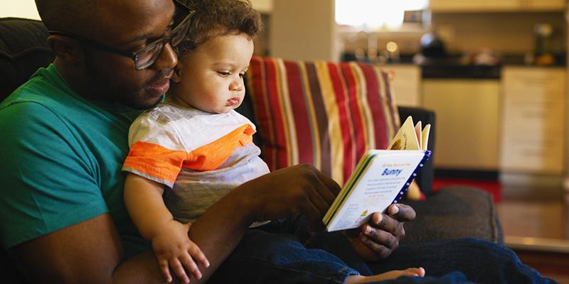 Machine learning teaching child